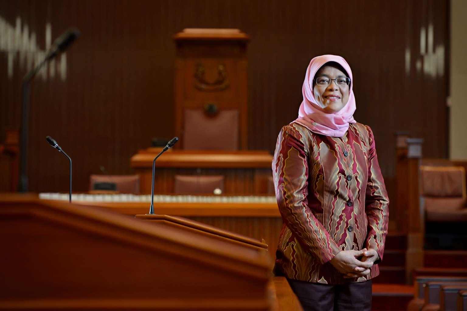 Presiden MELAYU Pertama Dilantik Selepas 47 Tahun Kematian Yusof Ishak. Halimah Yacob Kini PRESIDEN Singapura Ke-8
