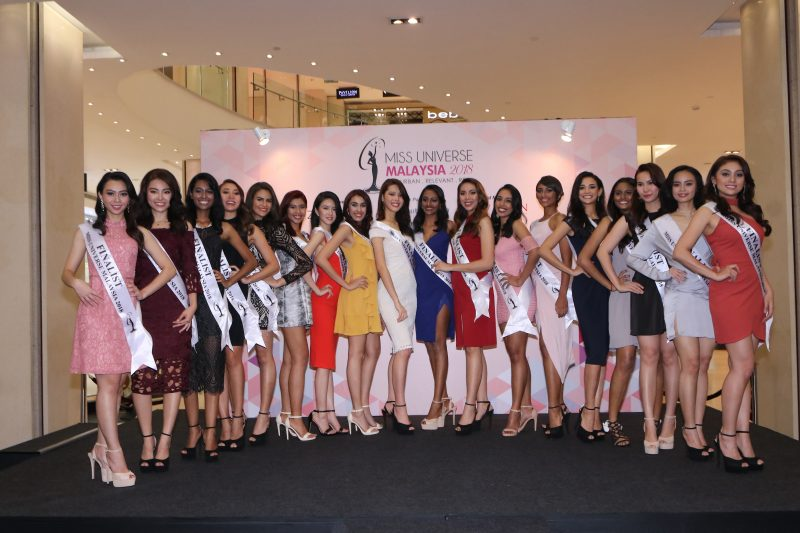 Siapakah Bakal Duta Kecil Negara? Ini Wajah 18 Finalis MISS UNIVERSE Malaysia 2018 Yang Akan Merebut Mahkota