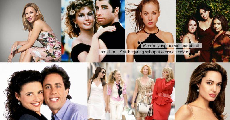 7 Bintang Hollywood Ini Menderita Kanser Payudara, Baca KISAH PERJUANGAN Mereka Yang Menyedihkan!