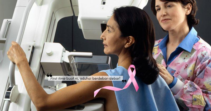 Selalu Dengar Tapi Tak Pernah Buat, Ini Yang Perlu Anda Ketahui Bila Jalani Mammogram Buat Pertama Kali