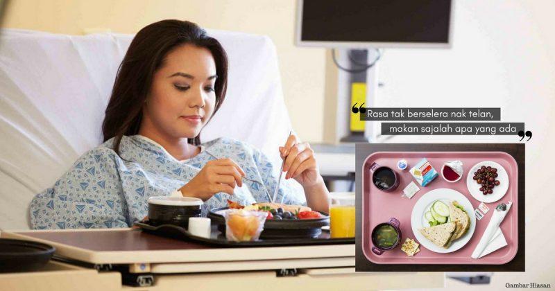 Amboi, Menu Gourmet Untuk Wanita Lepas Bersalin Di HOSPITAL JEPUN Ini Buat Mata Terbeliak!