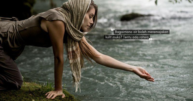 Memanfaatkan Air Untuk Kecantikan, Ini Caranya Melembap & Menyegarkan Kulit Tanpa BELANJA MAHAL