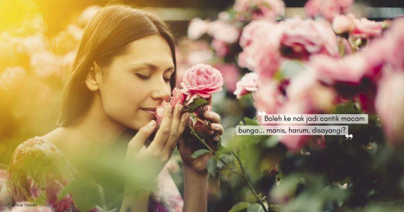 Magis Bunga, Nak Tahu Macam Mana Serinya Boleh Melekat Di Wajah Kita? Ikut Petua Ini