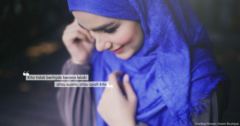 """""""Saya Tak Perlu Tayang Kecantikan Untuk Dihormati,"""" Wardina Safiyyah Tentang MAKNA HIJAB Buat Dirinya"""
