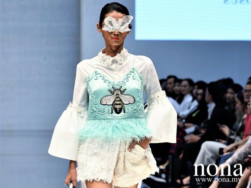 Nilai Artistik Koleksi Fesyen Nigel Chia Artisanal 2017/2018
