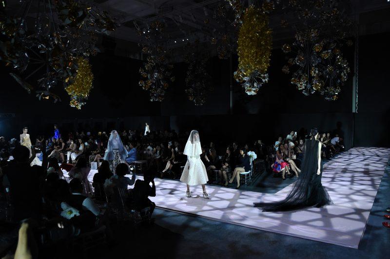 Koleksi Perkahwinan Sulung Pereka Fesyen Terkenal Dato' Sri Bernard Chandran