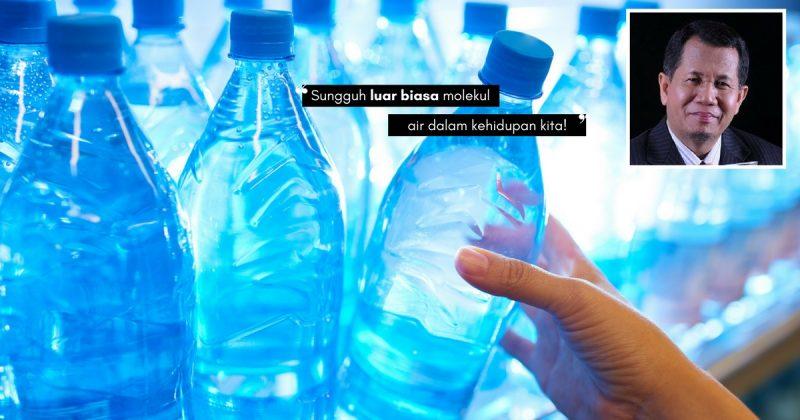 Dato' Dr Fadzilah Kamsah Akui MAGIS Terkandung Di Dalam Air, Sebab Itu Kita DILARANG Cakap Sembarangan Bila Meminumnya!