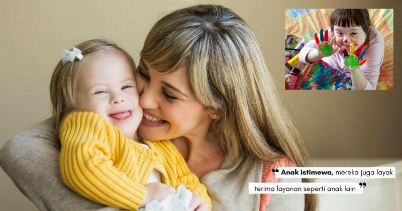 Ibu Bapa Perlu KREATIF Mendidik ANAK ISTIMEWA, Tip No5 Paling Penting!