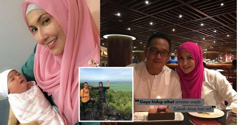 Sukan Lasak Ini Rahsia ZAKIAH ANAS Kekal Langsing Seperti Anak Dara! Masih Aktif Walaupun Sudah Berusia 50an
