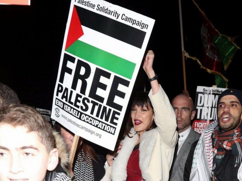 Biarpun Popular, Bella Hadid Tidak Lupa Asal Usul. Model Terkenal Ini Tidak Takut Memberi Sokongan Kepada Palestin