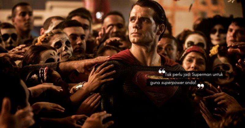 Kita Semua Ada SUPERPOWER, Tapi Ini 6 Kuasa Luar Biasa Yang Jarang Kita Sedari!