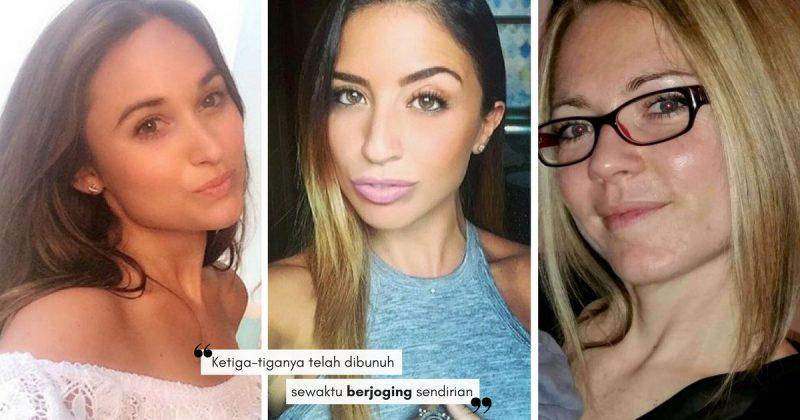 3 Kes Pembunuhan Kejam Melibatkan Wanita Berjoging Yang Amat Mengejutkan!