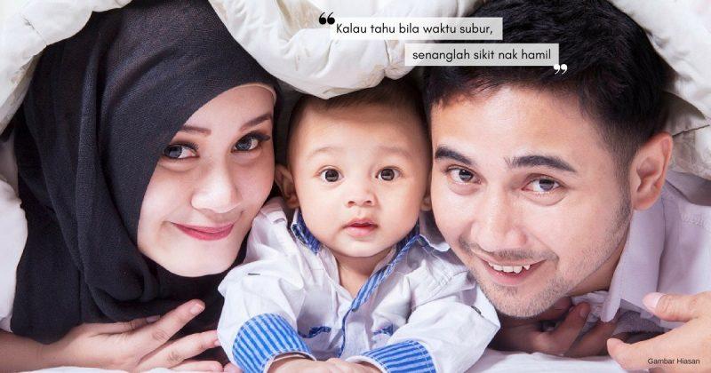 4 Cara Mengira WAKTU SUBUR Yang Bagus Untuk Tingkatkan Peluang Wanita Dapat Anak!