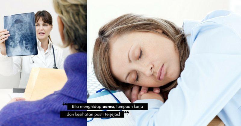 Nafas Rasa Sempit & Berbunyi Kuat, Pesakit ASMA Perlu Arif Tentang Cara Mengawal & Merawat Derita Penyakit Ini!