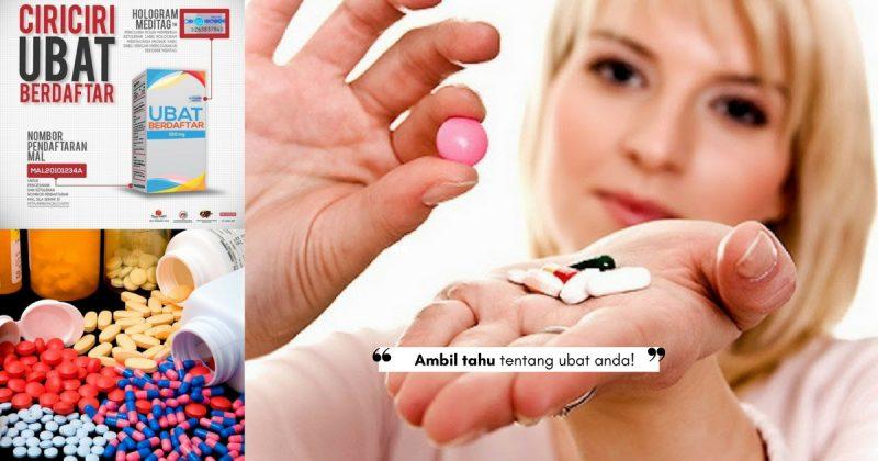 Ahli Farmasi Dedah RATUSAN Senarai Produk & Ubat TAK BERDAFTAR! Stop Makan Mulai Hari Ini
