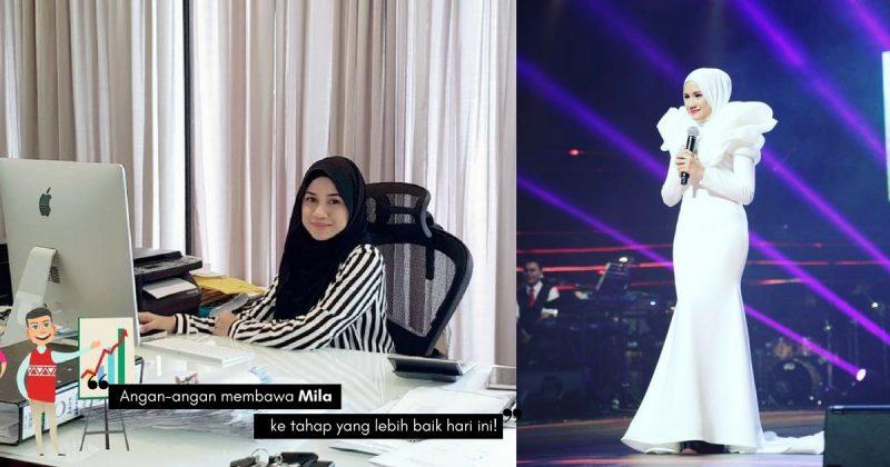 Dalam Diam, MILA JIRIN Kini Bergelar Pemilik Majlis Kahwin & Berstatus JUTAWAN!