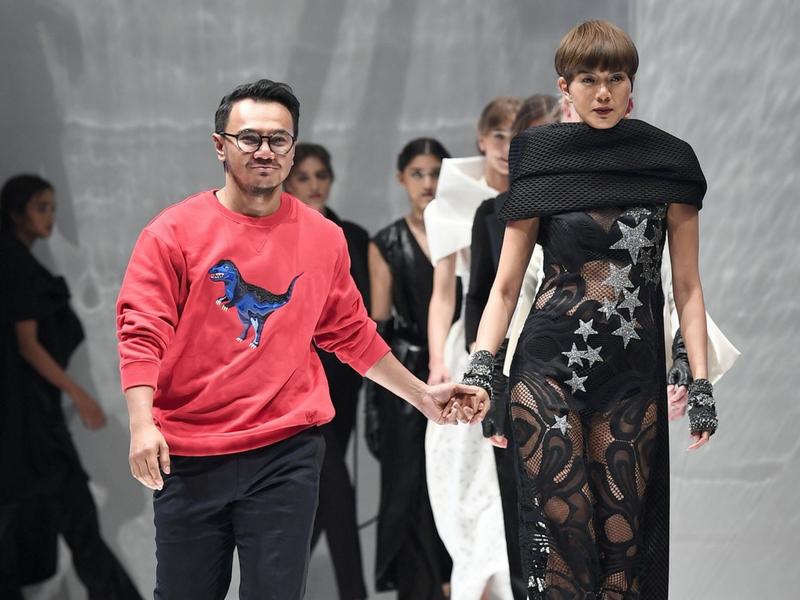 Bisnes Fesyen Sekarang Jauh Berbeza Berbanding Dahulu – Syaiful Baharim