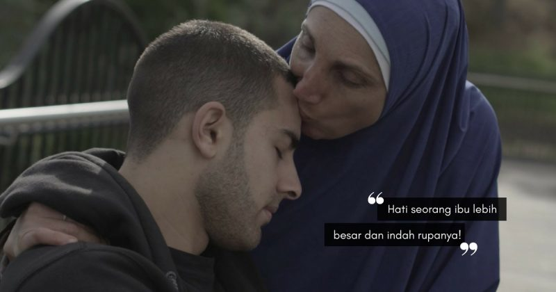 Sempurnanya Hati Seorang Ibu, Lebih Besar & Indah Dari Yang Disangka!