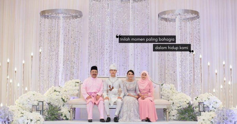Mahligai Kasih Amalina & Syazwan, Bersemi Seindah Kisah Fairytale