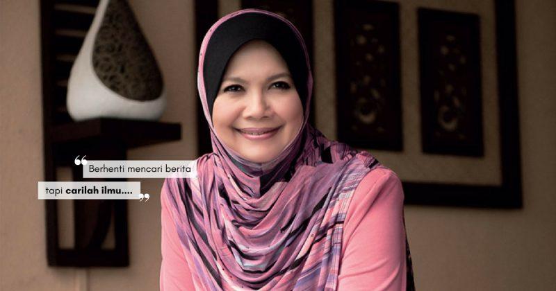 PERINGATAN Untuk Wanita Bekerja! Kenapa Prof Dr. Muhaya Nasihat Betulkan Niat Kita?