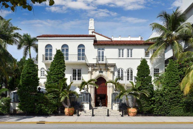 Rumah Mendiang Gianni Versace Berubah Menjadi Hotel Mewah. Memang Cantik Dan Berseni Bak DNA Jenamanya