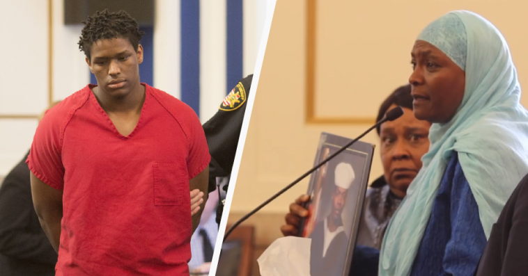 Wanita Ini Bukan Sahaja Memaafkan Pembunuh Anaknya Malahan Mahu Menjadi Sebahagian Daripada Hidup Pembunuh Tersebut