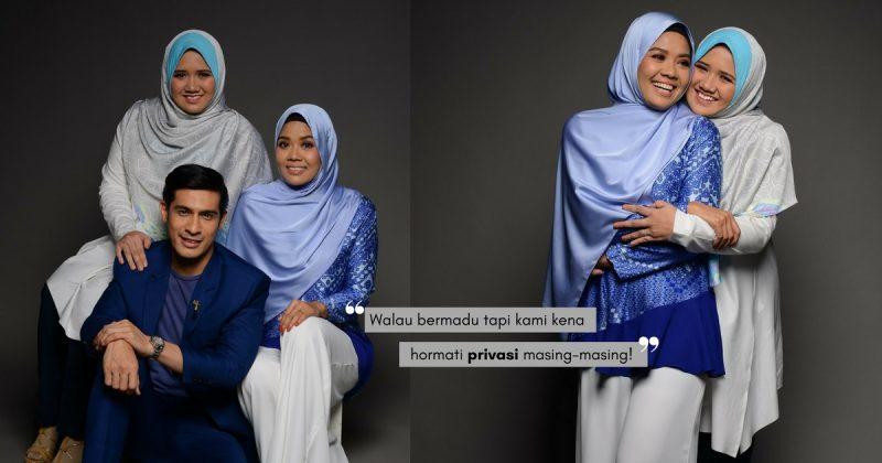 """""""Sebagai Isteri Pertama, Saya Harus Belajar Memberi & Menerima"""" Kisah Isteri ASHRAF MUSLIM, DR DAYANA Ini Bukti Indahnya Poligami!"""