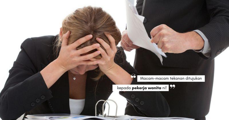 Wanita Hamil, Golongan Pekerja Wanita Tertinggi Mengalami DISKRIMINASI GENDER!
