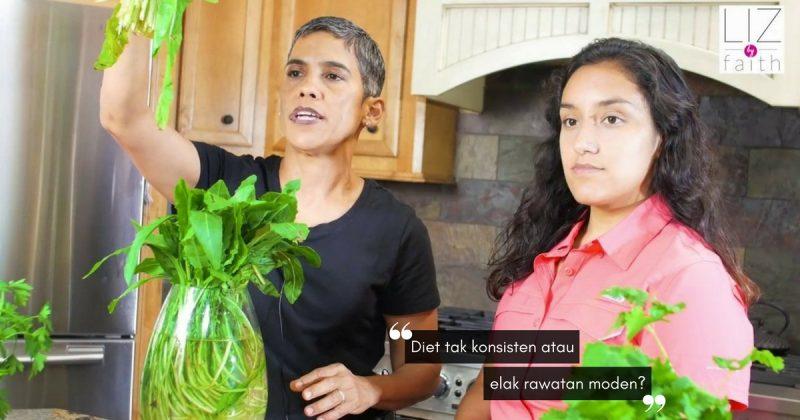Amal Diet Vegan, Bintang YouTube Yang Dikatakan Sembuh Daripada Kanser Ini AKHIRNYA MAUT Kerana Kanser