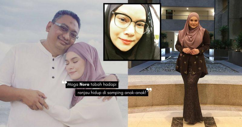 Ubati Kerinduan, Jubah Arwah Suami Jadi 'Peneman' NORA ARIFFIN Tiap Malam!
