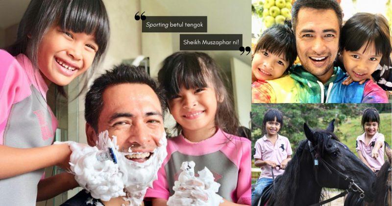 7 Cara Didik Anak Perempuan Yang Bijak, Tiru AKTIVITI BONDING Dr. Sheikh Muszaphar & Anak Perempuannya Ini!