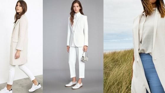 Tak Usah Takut Pakai Pakaian Warna Putih, Ini Tip Yang Boleh Diikut