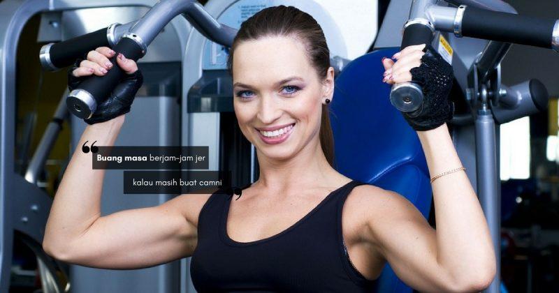 Pergi Gym Tapi Badan Makin Gemuk, Mungkin 4 KESALAHAN Ini Punca Senaman Gagal!