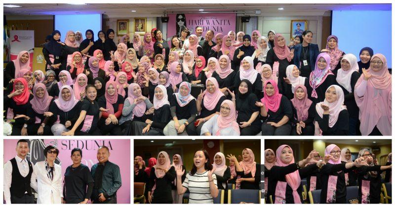Sehari Bersama Ahli PEWAKAS Sempena Hari Wanita Sedunia NONA & XIXILI Di Putrajaya, Semua Sporting Habis!