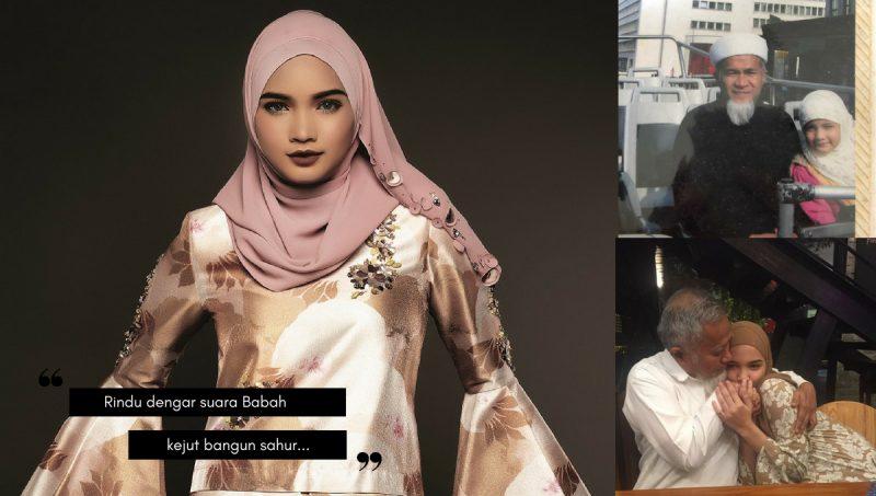 """""""Bila Ramadan Bertandang… Kelibat Babah Paling Dirindu"""" Anak Bongsu AZMIL MUSTAPHA"""