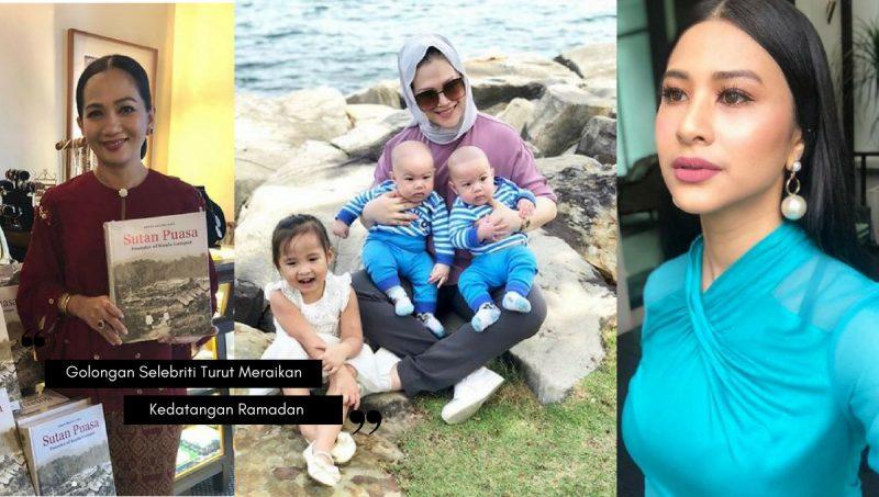 Ucapan Salam Ramadan Selebriti bergelar VIP