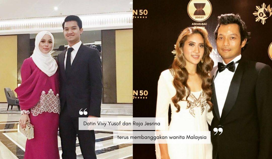 Datin Vivy Yusof & YM Raja Jesrina Arshad, Idola Usahawan Wanita Muda Asia Yang Diiktiraf