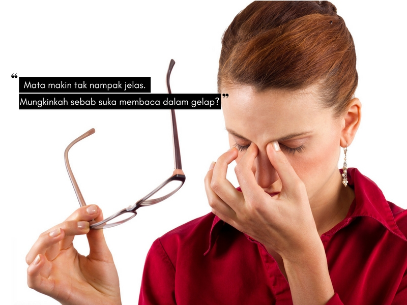 Menonton TV Jarak Dekat TIDAK Merosakkan Mata. 5 Fakta Tentang Mata Harus Anda Tahu!