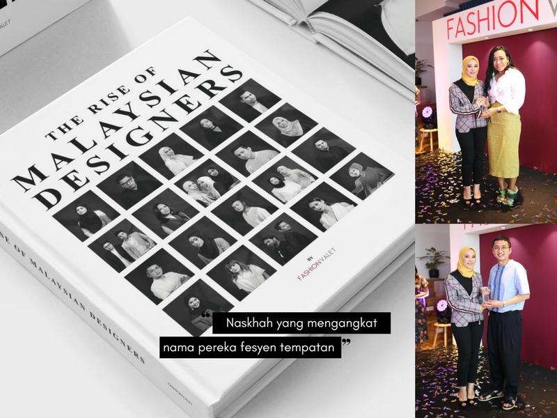 'The Rise of Malaysian Designers' Dedikasi FashionValet Buat Pereka Fesyen Tempatan!