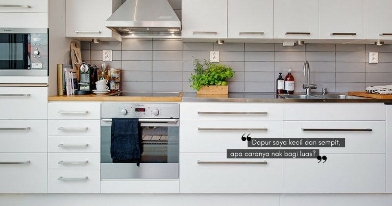 Sedia Maklum Bahawa Kediaman Jenis Apartmen Atau Pangsapuri Mempunyai Ruang Yang