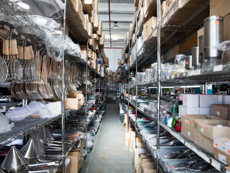 Kedai Yang Membekalkan Peralatan Industri Untuk Restoran Mempunyai Pelbagai Pilihan Unik Dapur Kebanyakannya Tidak Dijual Di Biasa Dan Jauh