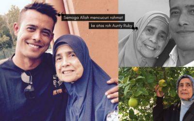Ibu Zul Ariffin Kembali Ke Rahmatullah Akibat SERANGAN JANTUNG, Al-Fatihah