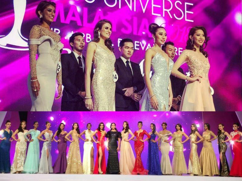 Inilah Wajah Miss Universe Malaysia 2018. JANE TEOH Mengungguli Mahkota Mengalahkan 17 Finalis Yang Lain