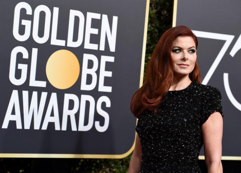 Fesyen Sebagai Pembangkit Kesedaran. Karpet Merah Anugerah Golden Globe Ke-75 Di Limpahi Rona Hitam Sebagai Tanda Protes Keganasan Seksual