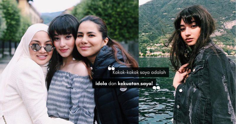 Kylie Jenner Malaysia, Nur Ameera Bakal Lancar LMK COSMETICS Tak Lama Lagi!