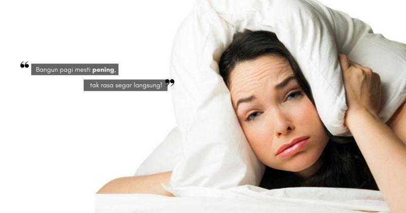 Dah Tahu Salah Tapi Tetap Buat, Ini 6 Tabiat TIDUR Yang Sering Anda Lakukan Tanpa Sedar!