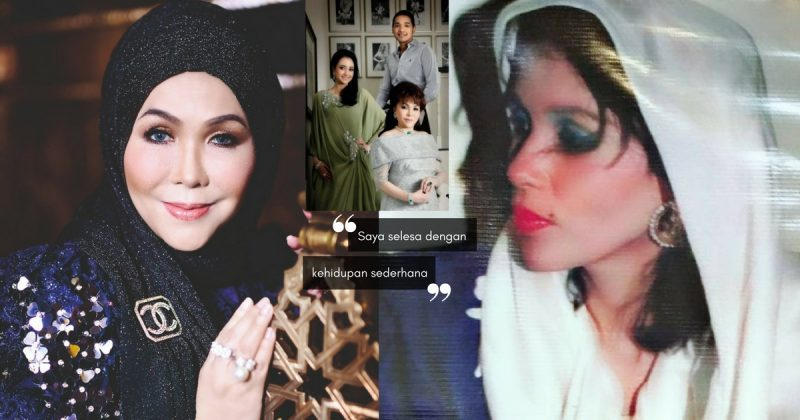 """Saya Tak Menyesal Dengan Ketentuan-Nya & Bersyukur Dengan Apa Yang Dimiliki"" YAM Tengku Puteri Dato' Sri Zahariah"