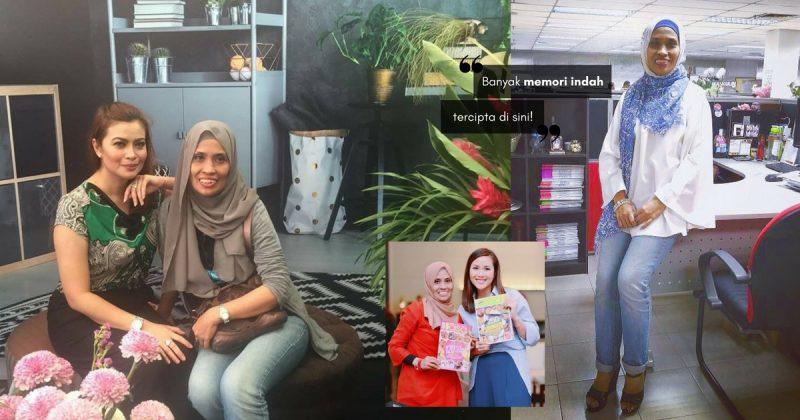 """""""Kita Mesti Pandai Buru Berita"""" Nasihat Mantan Editor Nona, IDA ABD AZIZ Ini Patut Dihadam Semua Bakal Wartawan!"""