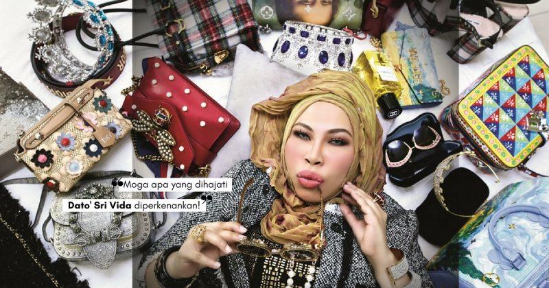 """""""Bila Lihat Dato' Sri Siti Dapat Baby, Teringin Pula Nak Timang CAHAYA MATA Sendiri!"""" – DATO' SRI VIDA"""