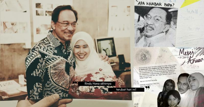 'Warkah' Di Balik Tirai Besi, Catatan Anak Bongsu DATUK SERI ANWAR IBRAHIM Ni Sentuh Emosi Ramai!